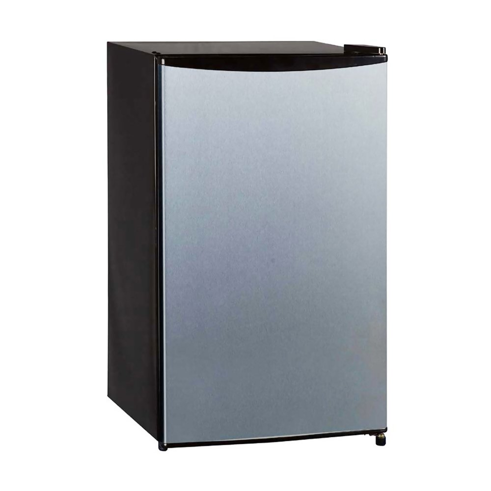 SPT RF-354SS 3.5 cu. ft. Double Door Refrigerator, Stainless Steel