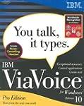 IBM ViaVoice 10.0 Pro with headset