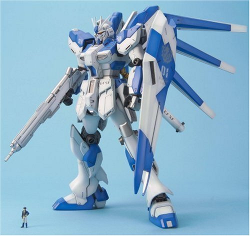Gundam RX-93-2 Hi-Nu Gundam MG 1/100 Scale