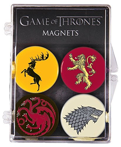 Dark Horse Deluxe Game of Thrones: Magnet (4-Pack) - 1
