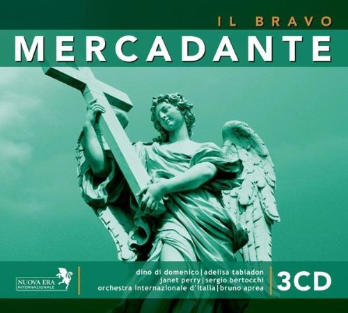 Mercadente: Il Bravo - CD
