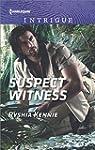 Suspect Witness (Harlequin Intrigue)
