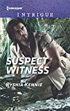 Suspect Witness (Harlequin Intrigue)