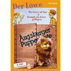 Augsburger Puppenkiste - Der Löwe (2 DVDs)