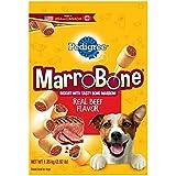 Pedigree Marrobone Snack Treat for Dogs, Beef Flavor, 2.97-Pound