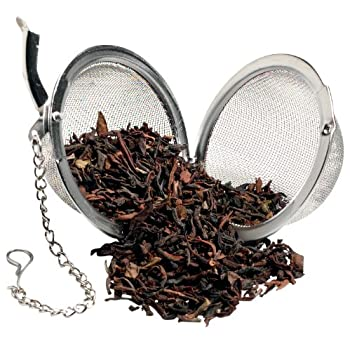 Mesh Tea Ball Pot Size