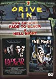echange, troc Fade to Black & Hell Night [Import USA Zone 1]