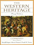 Western Heritage, The: Brief Edition Combined (0130814008) by Kagan, Donald