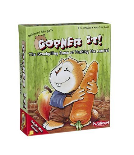 Gopher It - 1