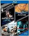 4 Film Favorites: Leonardo Dicaprio - Leonardo Dicaprio: 4 Film Favorites (4 Discos) [Blu-Ray]<br>$852.00