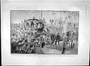 Ferrovia Transsiberiana 1903 della Vettura di Re Edward Portogallo