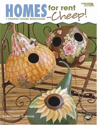 Homes for Rent-Cheep! (Leisure Arts#22609)