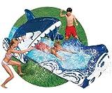 Banzai drinking water Slide:Banzai Shark chew Slide