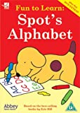 Fun to Learn: Spot's Alphabet [DVD]