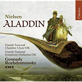 Aladdin, Op. 34, FS 89: Act III: Oriental festival march