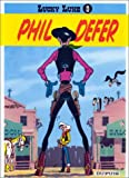 Lucky Luke et Phil Defer