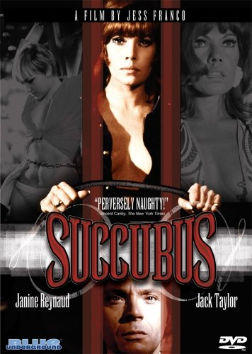 Succubus [DVD] [1969] [Region 1] [US Import] [NTSC]