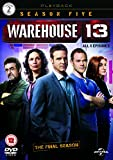 Warehouse 13 - Season 5 (Audio: English, Subtitle: English) [DVD]