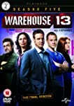 Warehouse 13 - Season 5 (Audio: Engli...