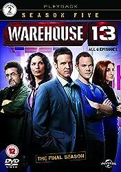 Warehouse 13 - Season 5 [DVD]