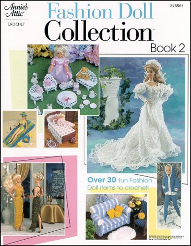 Fashion Doll Collection: Book 2