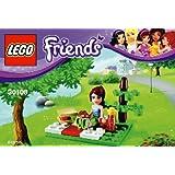 Lego Friends Summer Picnic Bag Set 30108