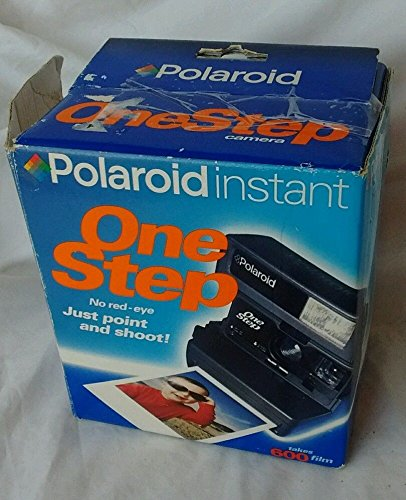 Polaroid One-Step 600 Instant Camera (Discontinued by Manufacturer) 1