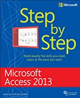 Microsoft Access 2013 Step By Step Front Cover