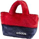 adidas Golf(アディダスゴルフ) ボストンバッグ AWR58 ラウンドトートバッグ ウィメンズ用 レディース AWR58 A10114 レッド/ネイビー  サイズ:L30×W14×H19cm