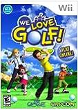 We Love Golf! - Nintendo Wii