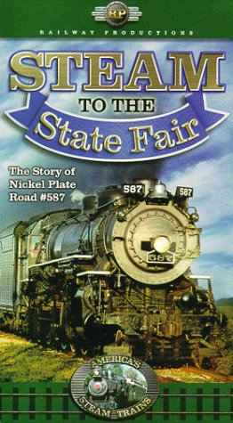 America's Steam Trains-Steam to the State Fair [VHS]America's Steam Trains-Steam to the State Fair [VHS]