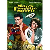 Man's Favorite Sport? [DVD] [1964]by Rock Hudson