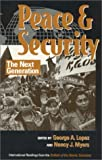 img - for Peace and Security book / textbook / text book
