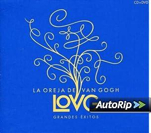 Amazon.com: La Oreja De Van Gogh: LOVG: Music
