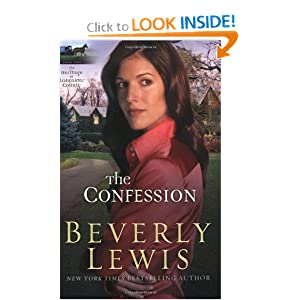 """The Confession"" by Beverly Lewis :Book Review"