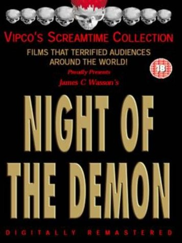 Night of the Demon [DVD]