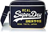 Superdry Women's Messenger Bag (Navy)