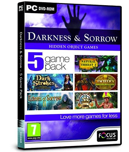 Focus Multimedia, Darkness And Sorrow: Confezione Da 5 Videogiochi