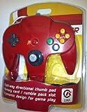 N64-Cirka-Controller---Red