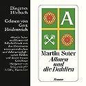 Allmen und die Dahlien (Allmen 3) Audiobook by Martin Suter Narrated by Gert Heidenreich