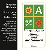 Allmen und die Dahlien (Allmen 3) | Martin Suter