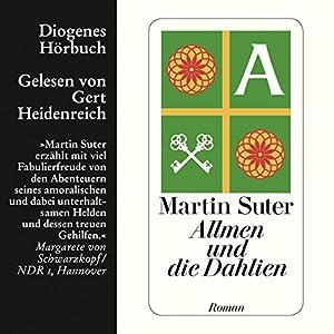 Allmen und die Dahlien (Allmen 3) Audiobook
