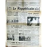 REPUBLICAIN (LE) du 31/12/2099 - LA DIZAINE COMMERCIALE DE CORBEIL- ESSONNE A EDIMBOURG - CLAUDE LACAZE - A MASSY...