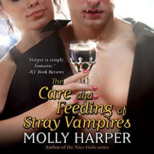 The Care and Feeding of Stray Vampires Audiobook
