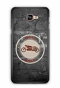 YuBingo Road Rider Designer Mobile Case Back Cover for Samsung Galaxy A9