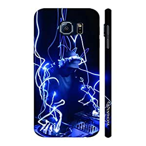 Enthopia Designer Hardshell Case Electronic Dance Music Back Cover for Samsung Galaxy S7 Plus