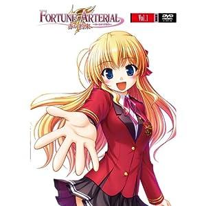 FORTUNE ARTERIAL フォーチュンアテリアル 赤い約束 DVD(特装版) 全6巻セット [マーケットプレイス DVDセット]