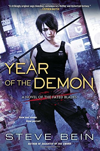Image of Year of the Demon: A Novel of the Fated Blades