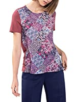 ESPRIT Collection Camisa Mujer (Lila)
