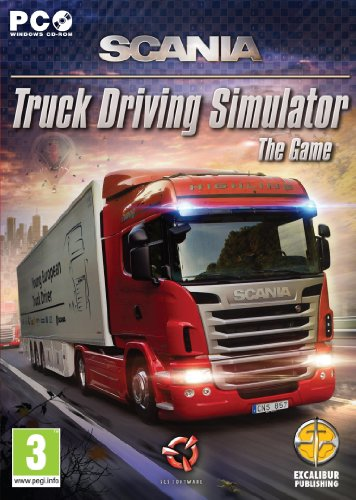 Scania Truck Driving Simulator (PC)